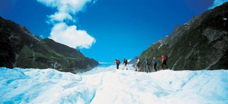 hike glacier