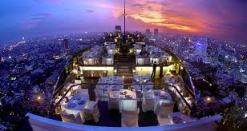 roof top bar - bangkok