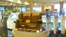the honeymoon seat ahhh :)