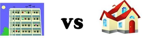 apt-vs-house