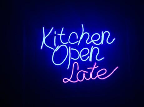 late night kitchen